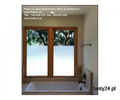 Zasłaniamy okno w łazience-co na okno łazienkowe -Folkos folie okienne