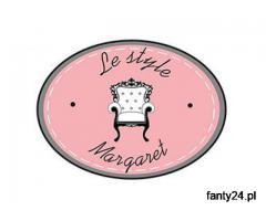 Le Style Margaret - farby, dekoracje, rękodzieło