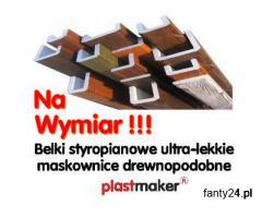 Belki rustykalne Na Wymiar - PlastMaker imitacja drewna